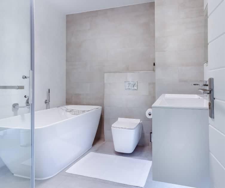 Besparelser på badeværelset